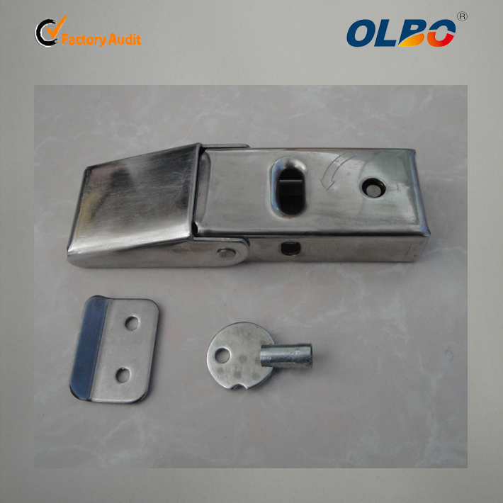 China made Zinc alloy Electric box hasp DK-606