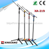 Professional Tripod Microphone Stand with telescopic boom XA-219