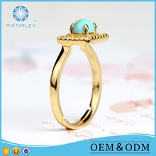 New fashion diamond ring women jewelry set