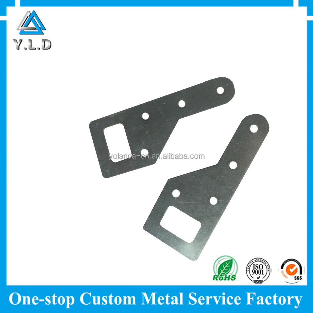 Customize Metal Stamping Products, Cold Galvanizing Steel Stamping Parts