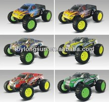1/10th Escala Nitro Off Road Monster Truck