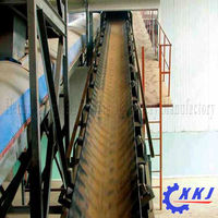 Durable quality conveyor belt machine