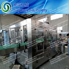 Aerated water/carbonated drink bottling line/soft drink machine