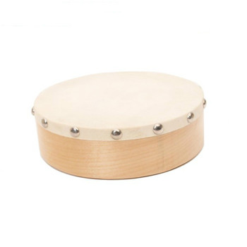 profession music Instruments traditional chinese handmade wooden 8'' drum , Percussion Instruments hand drum