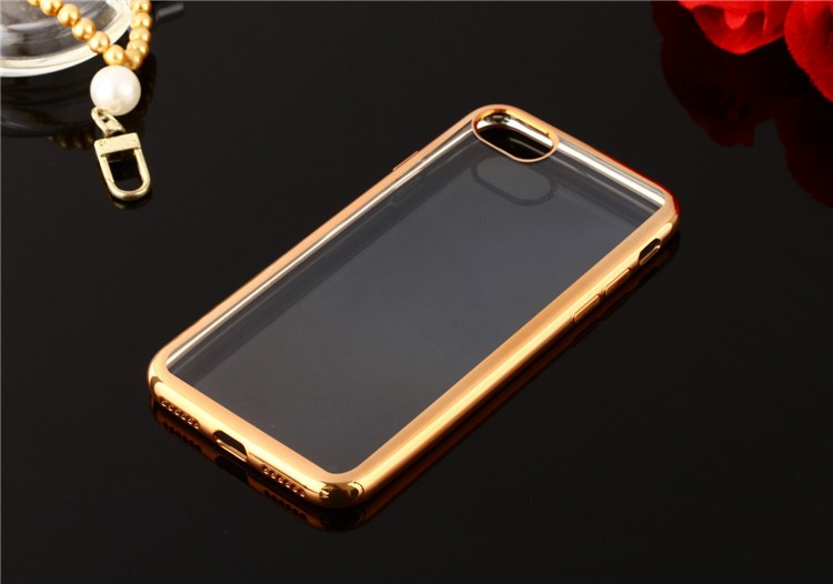 New arrival Plating Case for iphone 7 Case for iphone 7 plus