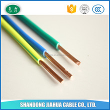 Low Voltage PVC Insulated Single Sheath 1mm Copper Wire