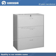 Plant direct sale cheap 3 drawer metal file cabinet