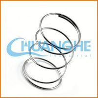 China manufacturer non-standard metal wire forms springs made in dongguan