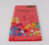 Environmently Friendly Plastic Soild Color Tablecloth