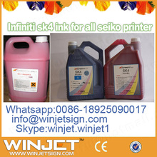 Infiniti /GongZhen/Crystal/Wit Color sk4 ink(head cleaner solution)