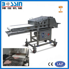 High fineness cheapest commercial meat steak flatterer machine