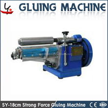 SX- 18 Top quality latest man shoes gluing machine