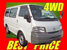 2003 MAZDA Bongo Van /TC-SK82M/ Used Car From Japan (504760-1969)