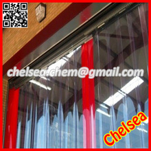 Flexible cold storage pvc strip curtain