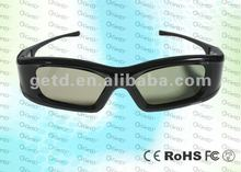 3D glasses comfortable for short-sight people
