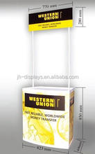 Portable Plastic Promotion Table