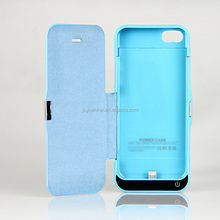 For iPhone 5/5S/5C Battery Charging Power Case, 4200mah battery case for Smartphone