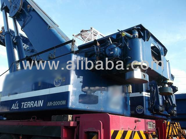 1996 TADANO 200 ton all terrain crane AR-2000M-2 origin JAPAN location JAPAN i070013 BALJ ca3i18j1