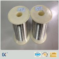 High-Eye Filter Material SS microfilament 0.018-0.1mm 316L Stainless Steel Wire