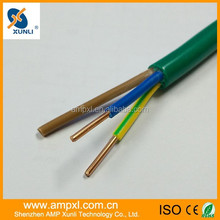 fixed installation solid copper electrical cable
