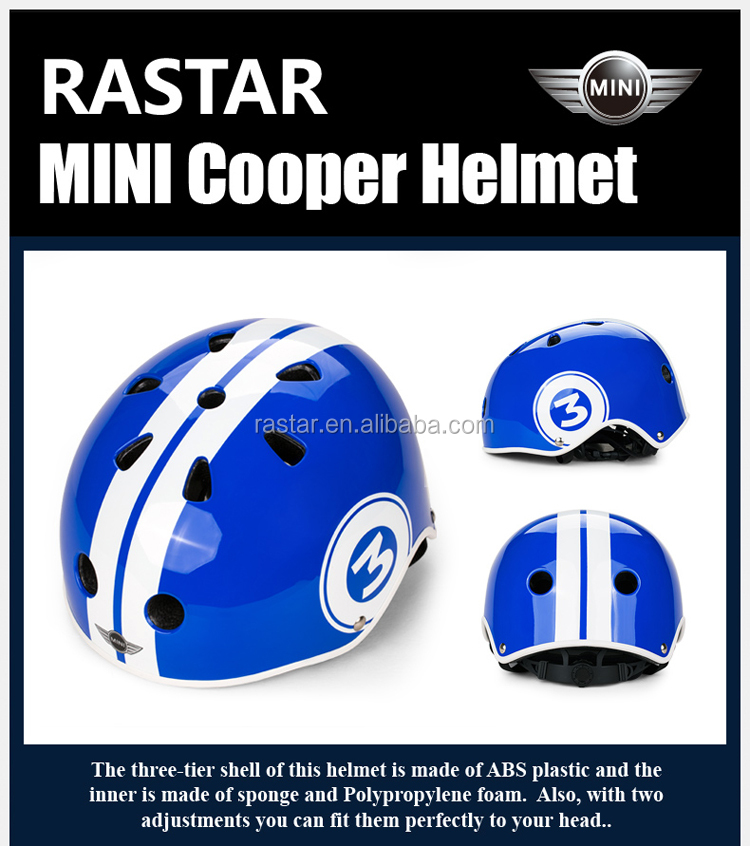 Rastar colorful bicycle helmet covers fashion for kids