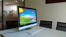 27inch ultra thin desktop all in one pc