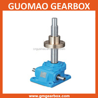 Export professional screw jack lifting hydro power plant
