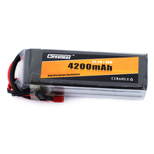 22.2V 4500mAh 6cell 60C cheap lipo batteries packs with more than 500 times cycle life