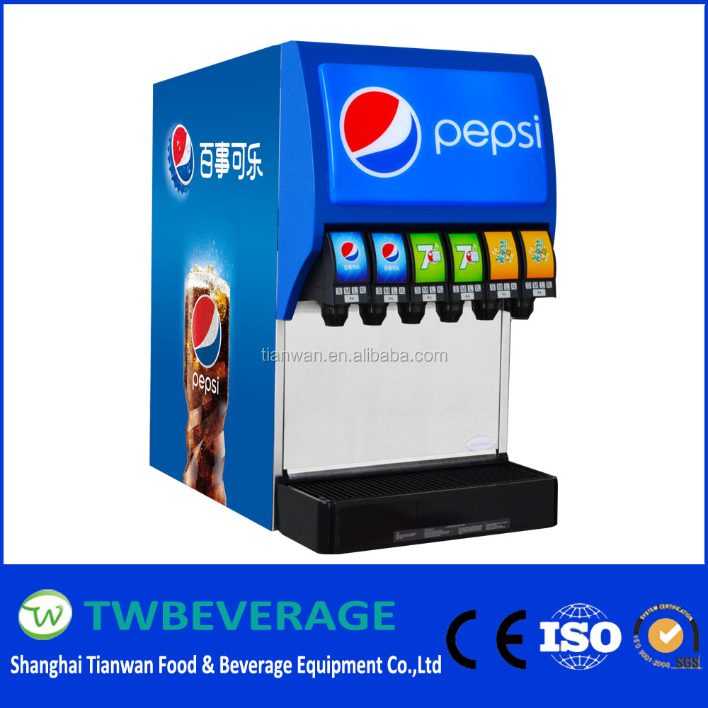Post Mix Counter Top Beverage Dispensers