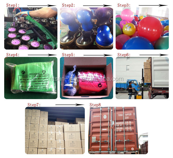 High Quality Modern soft anti-burst gym ball / fitness ball / gym ball