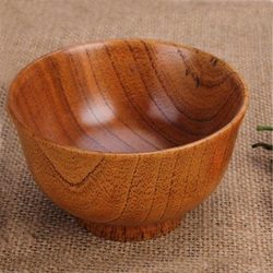 Japan and South Kore Fruit Bowl & Large Wood Salad Bowl for Sale