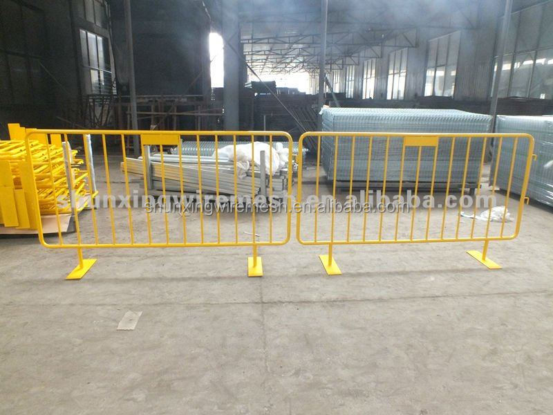 Alibaba China Temporary used Crowd Control Barrier (Factory)