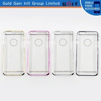 [GGIT]Phone Case for iPhone 6G, Transparent & Light Stylish Mobile Case