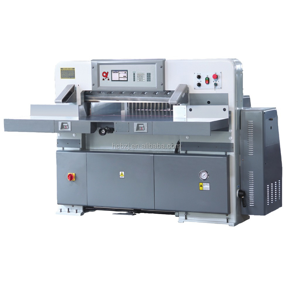 QZX920W shape cutter for paper sheet paper guillotine