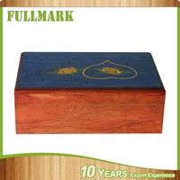 Hot fashion durable in use high quality wooden cigar humidor