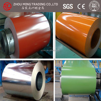 Factory base plate DX51D pvc coated sheet metal for roofing