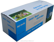 Custom Full Colour Printing Toner Cartridge Packing Box