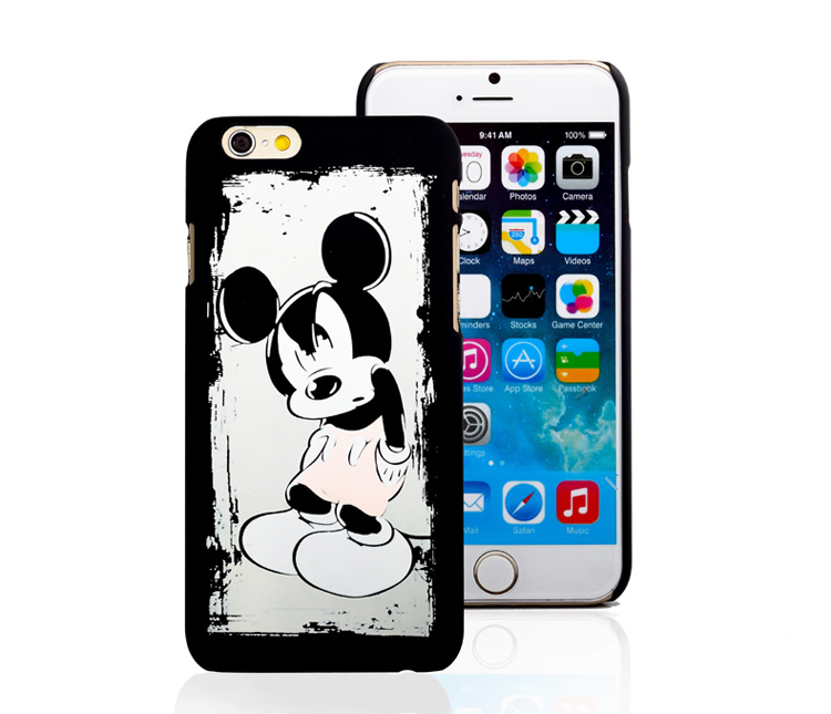 2016 trending products For Iphone 6 Cellphone Case Manufacturing Customized Cartoon TPU Case For Iphone 6s cover case