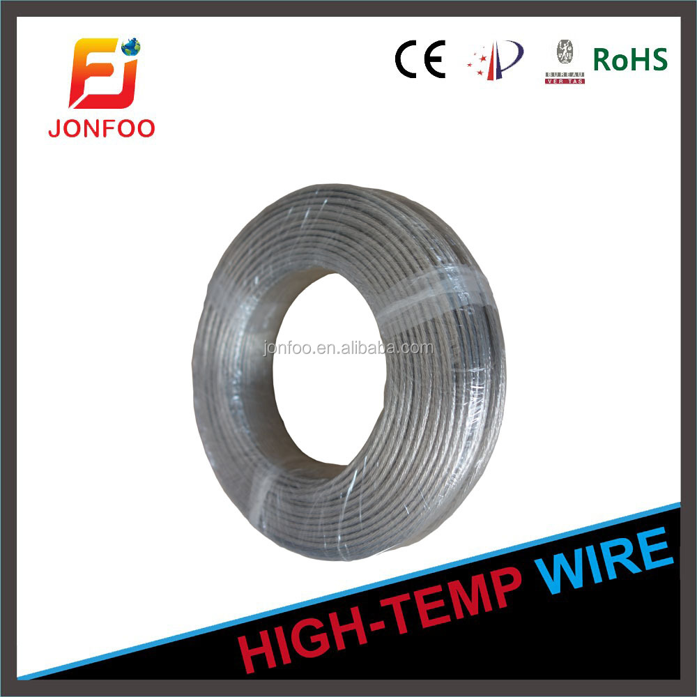 COPPER CONDUCTOR 1.5MM2 2.5MM2 TRANSPARENT TEFLON FLEXIBLE ELECTRIC PTFE WIRE