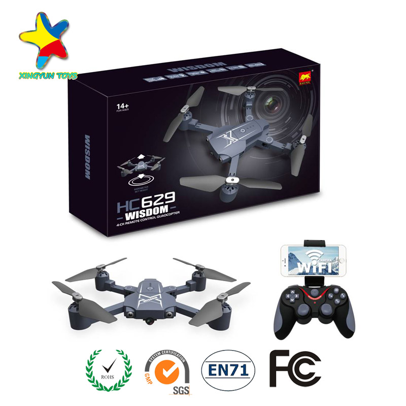 2017 hot selling new <strong>model</strong> for 2.4G R/C Mini Drone quadcopter With 6 Axis Gyro And Camera XY-6299