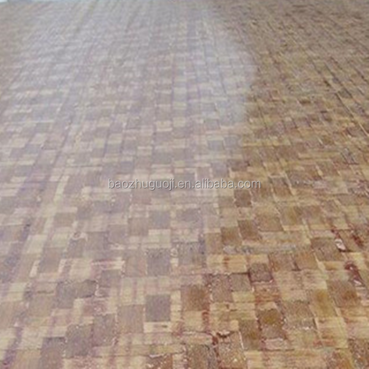 3mm 100% natual bamboo plywood for decoration