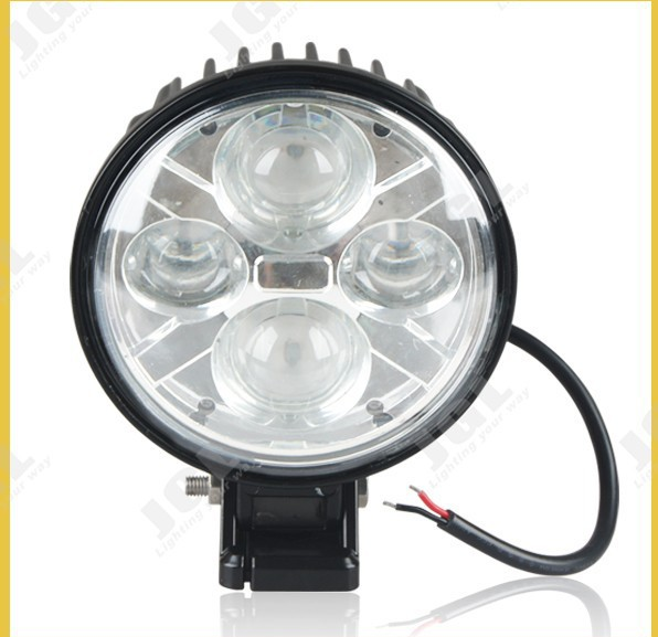 2015 new multi-function led driving light 30w led daytime running light for cars,jeep 12v 7 '' led work light E-mark