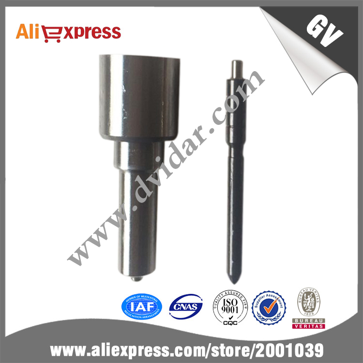 High quality auto diesel spare parts common rail parts nozzle DLLA148P1761 for 0 445 120 <strong>102</strong>