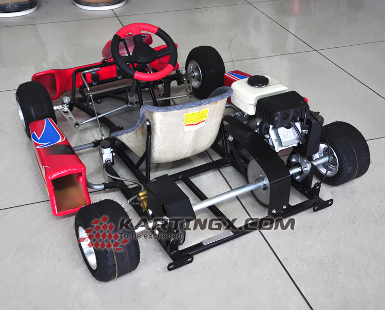 Sales Promotion Stainless Steel Cheap Go Kart Frames Cheap Adult Pedal Go Kart, Racing Go kart, Sailing Kart for Fun