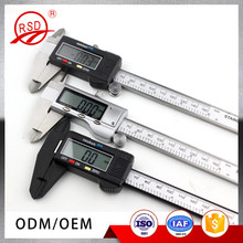 Wholesale Factory Price Measuring Tools 3 Point 0-150MM Watch Digital Plastic Stainless Vernier Caliper