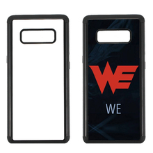 For Galaxy Note 8 2D Heavy Duty Sublimation Mobile Phone <strong>Case</strong>