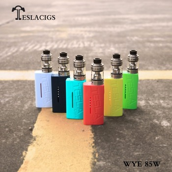 WYE 85w kit from Tesla official brand original manufacture give you amazing vape experience