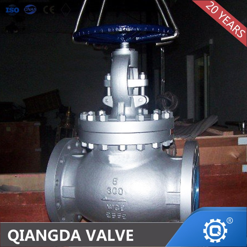 ASTM A216 WCB Carbon Steel Globe Valve