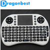 Wireless Keyboard i8 fly Air Mouse Handheld bluetooth Keyboard for TV BOX PC Laptop