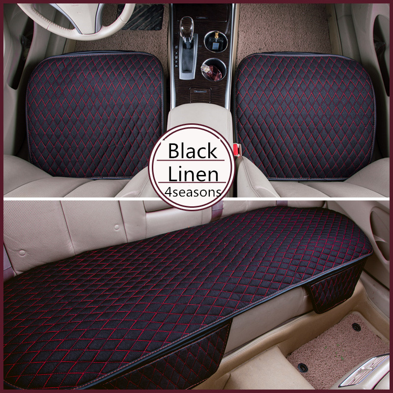 car interior accessories linen seat cushion toyota car covers for seat